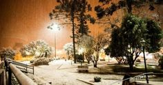 Imagem 92/112: 25.jul.2013 - A neve que caiu sobre a cidade de Canoinhas (SC) na terça-feira (23) rendeu belas imagens. As imagens foram enviadas pelo professor Gilmar Luis Mazurkievicz Gilmar Luis Mazurkievicz/Você Manda/UOL