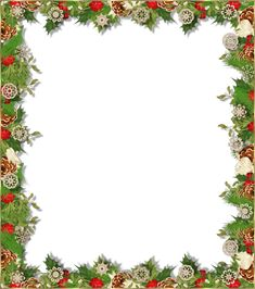 Lots & Lots of free clipart!!  Lots of Frames!!  Holiday Frame