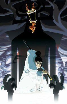 Samurai Jack - by Jeffrey 'CHAMBA' Cruz