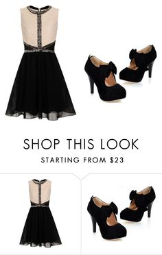 """Sem título #115"" by mariajuliaebeatriz on Polyvore featuring Little Mistress"