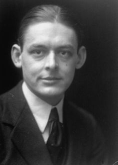We have lingered in the chambers of the sea /    By sea-girls wreathed with seaweed red and brown / Till human voices wake us, and we drown.  --T.S. Eliot's The love song of J. Alfred Prufrock (1915)
