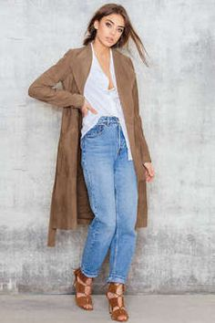 NA-KD Lory Coat Found on my new favorite app Dote Shopping #DoteApp #Shopping