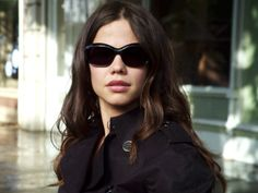 Jenna, evil blind chick, from Pretty Little Liars