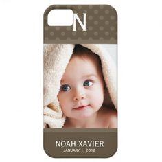 Polkadot Frame | iPhone 5S Case iPhone 5 Case