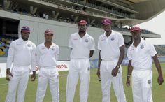 Barbados Cricketers.