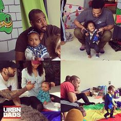 Dads showed up and showed out today for Wiggles & Giggles class! @atlantababyexchange #fatherhood #parenting #family #dads #dads #blackfathers #blackdads #urbndads #blavity #blackfathersmatter #blacklove #melanin #dads #family #love #like #follow  #support #fathers #parents #blackfather #blackdad #blackfamily #parenthood