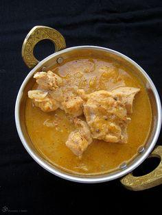 Kuracie so senovkou greckou / Methi chicken curry Methi Chicken, Chicken Curry, Coconut Milk, Thai Red Curry, Meat, Ethnic Recipes, Indie, Food, Essen