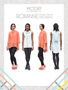 Roxanne Sewing Pattern