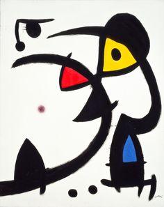 Joan Miró a Milano. Joan Miro Paintings, Tomie Ohtake, Spanish Art, Social Art, Silk Painting, Surreal Art, Oeuvre D'art, Les Oeuvres, Modern Art