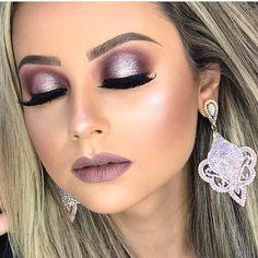 Obsessed!!! @taisguerinimakeup | #makeup