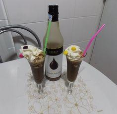 Crema de chocolate 1010 Premium drinks