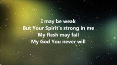 Give Me Faith - Elevation Worship w/ Lyrics