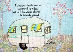 Journey. Travel quote