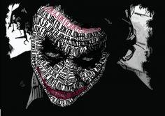 50 Amazing Typographic Portraits – Beautiful Text Art - Designmodo
