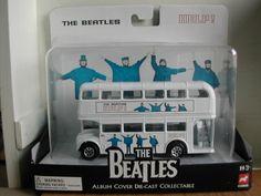 The Beatles Collection: Bedford Val Magical Mystery Tour Bus (Corgi Classics no. 35302)