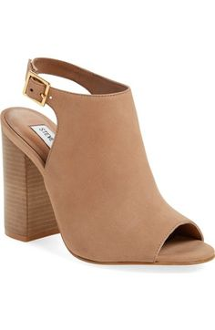 b114859f49a Steve Madden  Claara  Block Heel Sandal (Women) available at  Nordstrom  Madden
