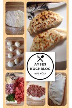 Entdecke mein original Rezept für leckere Gözleme -Pfannenbörek mit Hackfleisch.Einfach & schnell zubereitet.Rezept mit Video auf meinem Foodblog aus Köln!