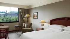 Book your stay at Sheraton Pretoria Hotel. Our hotel in Pretoria offers premium services like free Wi-Fi to make traveling easier.