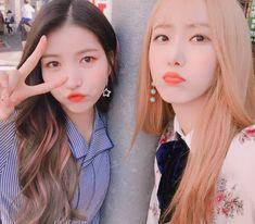 Gfriend-Sowon&SinB