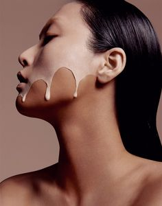 """Spring Palette"" Sunghee Kim by Yu Tsai for Vogue Thailand February 2016. Stylist: Martina Nilsson Makeup: Federik Stambro Hair: Dimitris Giannetos"
