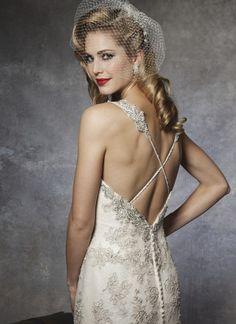Justin Alexander Wedding Dresses Spring 2013