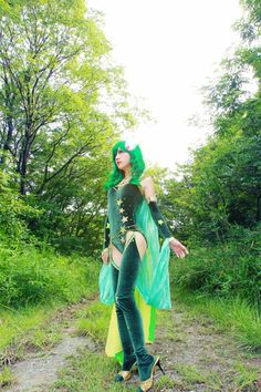Rydia (Final Fantasy IV) | MOMO - WorldCosplay