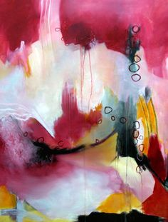 Canvas River - Abstract Canvas Art Online