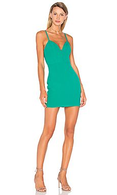 Shop for NBD x Naven Twins Not Your Babe Dress in Evergreen at REVOLVE. Free 2-3 day shipping and returns, 30 day price match guarantee.