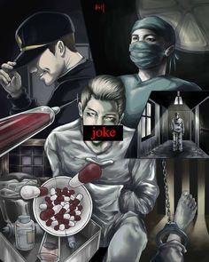 """Rap Mon """"Joke' Fanart"""
