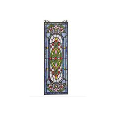 Found it at Wayfair - Palais-Royal Tiffany-Style Stain Glass Window