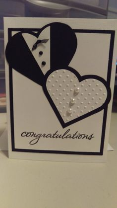 Item 10 Congratulations Wedding Card by DawnsUniqueCreations