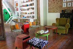 Tendência 2014: o estilo vintage urbano. Como criar? | Casinha colorida