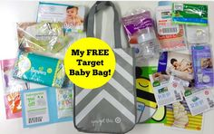 FREE Target Baby Bag! | Closet of Free Samples | Get FREE Samples by Mail | Free Stuff