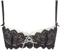 Mimi Holliday Luna Belle Fully Pad Support Plunge Bra - Lyst