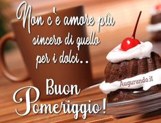 Good Afternoon, Good Night, Pudding, Desserts, Food, Messages, Frases, Home, Life