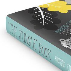 The Jungle Book Jacket Design