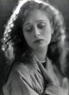 Dolores Costello, actress and paternal grandmother of Drew Barrymore.