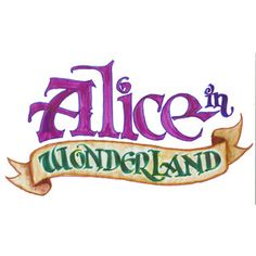 Font possibility Create Your Own Reality, Alice In Wonderland, Logos, Artist, Painting, Backgrounds, Design, Disney, Polyvore