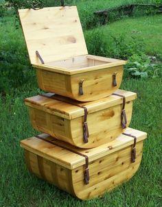 wannigan canoe boxes