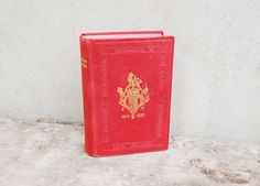 1930's Antique Common prayer book  Vintage religious by semivint