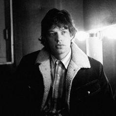 Mick Jagger, 1966.