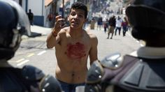 Audio: Conmovedor relato del asesinato de estudiante venezolano