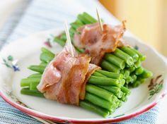 Découvrez la recette Fagots de haricots verts sur cuisineactuelle.fr.