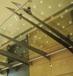 electric glass  http://www.polytronixglass.com/glass-products-switchable-privacy-glass-led-glass-touch-screen-glass-and-more-v2/glass-products/polymagic-led-glass/