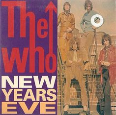 The Who: New Years Eve. London, England 1970