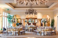 Spanish Hills Country Club photo by Lucas Rossi Photography Flowers by Unique Floral (simi valley)