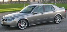 '09 Saab 9-5 Turbo Hirsch Sport Sedan