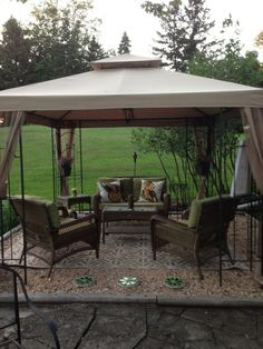 Backyard Gazebo Ideas 25 best gazebo ideas on pinterest pergola ideas pergola patio and gazebo prices Find This Pin And More On Backyards 23 Interesting Gazebo Ideas