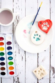 How Treats Affect Your Dog's Diet Xmas Gifts, Cute Gifts, Diy Gifts, Creative Kids, Creative Crafts, Hobbies And Crafts, Diy And Crafts, Dyi, Holiday Baskets