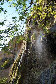 Exploring Escondido Falls, one of Southern California's best waterfalls. Get directions and see pictures in this post.